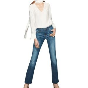 Massimo Dutti Relaxed Fit Jeans